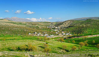 Erbil Governorate - Image: Banoka Village