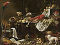 Banquet Still Life, Adriaen van Utrecht, 1644 - Rijksmuseum.jpg