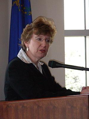 Barbara Buckley - Buckley in 2009