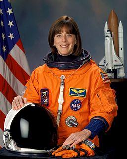 Barbara Morgan astronaut