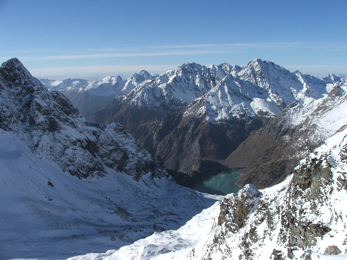 Alpi Orobie - Wikipedia