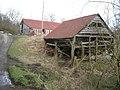 Barns at Lower Cae-glas - geograph.org.uk - 741320.jpg