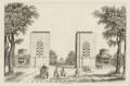 Barrière de l'Etoile en 1818.png