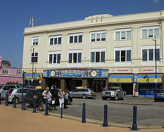 Barry Island - Caesar's Palace