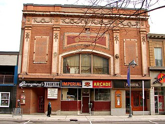 Barrymore's - Image: Barrymores Music Hall