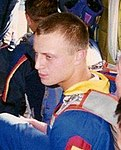 Bartosz Cisek (skydiver), Gliwice 1997 (cropped).jpg