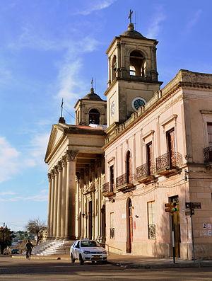 Paysandú - Avenida España del Oeste