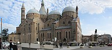 Basilica of Saint Anthony of Padua -Padua, Italy