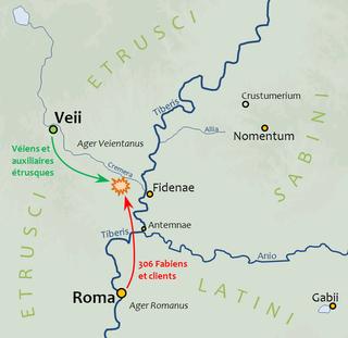 Battle of the Cremera