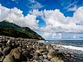 Batanes Protected Landscapes and Seascapes Boulder Beach.jpg