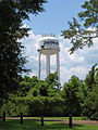 Bay Minette water tower June 2013.jpg