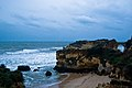 Beaches of Lagos, Portugal during winter (2155639984).jpg