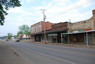Bearden, Arkansas City in Arkansas, United States