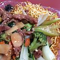 Beef pan-fried noodles delivered to the office always works for me. -Chinese -delivery -birdsnest (15353192102).jpg