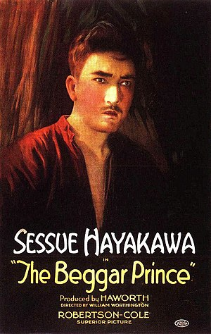 The Beggar Prince - Film Poster