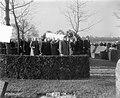 Begrafenis beeldhouwer J Raedecker te Blaricum, Bestanddeelnr 907-5440.jpg