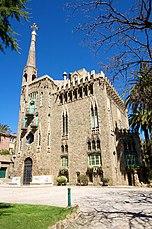 Bellesguard, Barcelona (1900-1909)