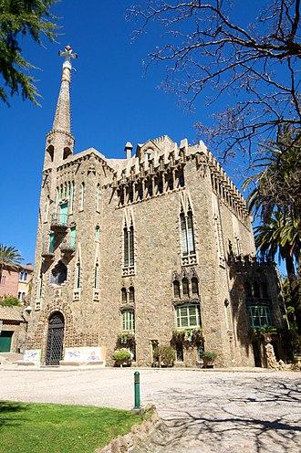 Bellesguard - Torre Bellesguard.
