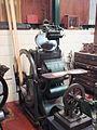 Belt driven printing press Anson 6046.JPG