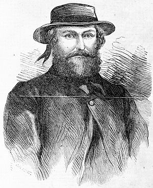 Ben Hall (bushranger) - Hall, 1865