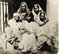 Bengali Hindu women in prison in Alipur (c. 1856).jpg