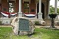 Benjamin Harrison Home marker.jpg