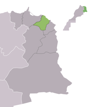 Berkane Province - Berkane province, Oriental Region, Morocco