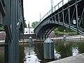 Berlín, Charlottenburg-Willmersdorf, most z parku Tiergarten II.jpg