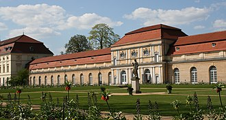 Charlottenburg Palace - Charlottenburg Palace, Orangerie