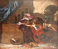 Bertholet Flémal-La mort de Pyrrhus.jpg