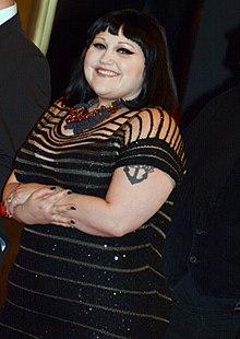 Beth Ditto nel 2014
