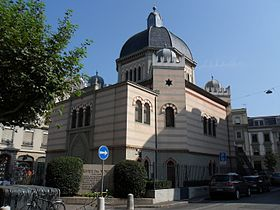 Image illustrative de l'article Synagogue Beth-Yaacov de Genève