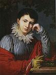 Betty Gleim - Portrait by Georg Friedrich Adolph Schöner - 1815.jpg