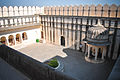 Bhairav Mandir and surroundings inside Badal Mahal, Kumbhalgarh Fort.jpg