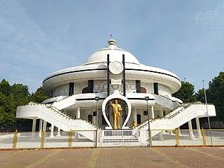 Mhow Cantonment Town in Madhya Pradesh, India