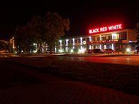 Biłgoraj, Black Red White.JPG