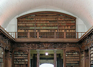 Library of Alen�on (built c. 1800)