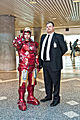 Big Wow 2013 - Iron Man & Happy Hogan (8845257093).jpg