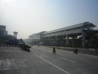 Bijiang railway station