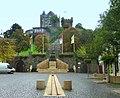 Bingen – die Burg Klopp ist Teil des UNESCO-Welterbes Oberes Mittelrheintal - panoramio (1).jpg