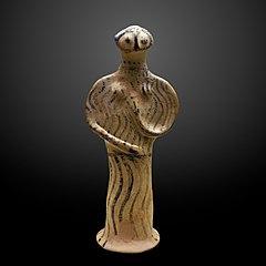 Bird-like feminine idole-MAHG 020278