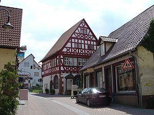 Birkenau (Odenwald) - Town hall