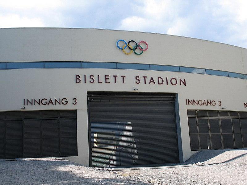 Bislett stadion. Foto: Kjetil Ree