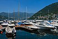 Boats in marina at Como, looking down the lake.jpg
