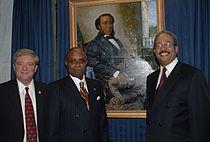 Bob Ney, Simmie Knox and Chaka Fattah.jpg