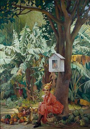 Pierre Bodard - Tropical Flora