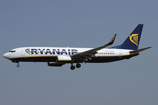 Boeing 737-8AS, Ryanair JP7470758