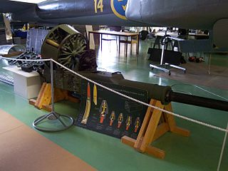 Swedish aircraft gun (1947-1958)