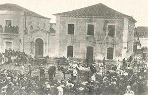 German Brazilians - German Brazilian Society of Firefighters Volunteers in State of Paraná – 1897