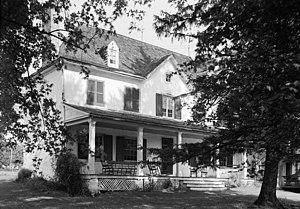 Bon Air (Fallston, Maryland) - Bon Air in 1936